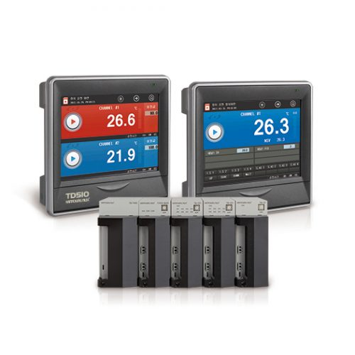 TD510 / TD511 Programmable temperature controller