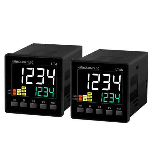 LT series LCD Timers